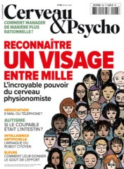 Cerveau et psycho prosopagnosie